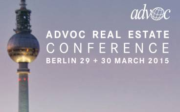 Berlin: BSJP to participate in ADVOC Real Estate Conference