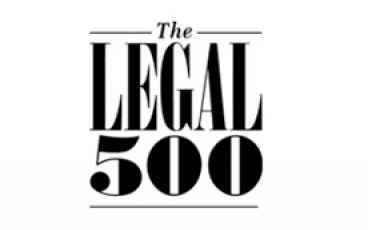 BSJP recommended by Legal 500 EMEA