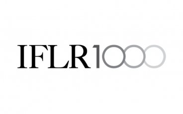 IFLR1000 Financial, Corporate, M&A Ranking: Rekomendacja dla BSJP