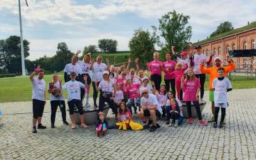 "BSJP partnerem charytatywnego biegu ""Race For The Cure"""